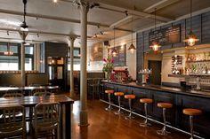 Image result for small pub restaurant bar blueprints