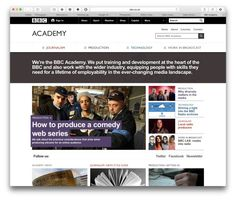 BBC Opens Up Internal Visual Journalism Training Resources to the Public