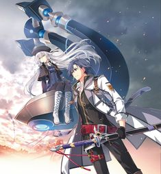 View an image titled 'Ashen Chevalier and Black Rabbit Art' in our The Legend of Heroes: Trails of Cold Steel III art gallery featuring official character designs, concept art, and promo pictures. Naruto Shippuden Characters, Anime Characters, Trails Of Cold Steel, Character Art, Character Design, The Legend Of Heroes, Fate Anime Series, Anime Couples Drawings, Rabbit Art