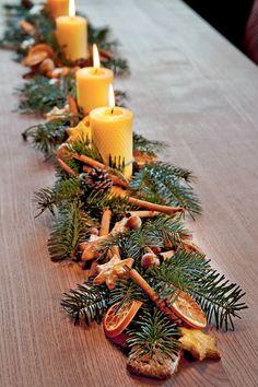 Natural Christmas, Christmas Mood, Homemade Christmas, Rustic Christmas, Simple Christmas, Christmas Wreaths, Christmas Oranges, Christmas Flowers, Christmas Nails