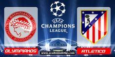 Previsão Olympiakos Atlético de Madrid Liga dos Campeões Nesta primeira Jornada do Grupo A da Liga dos campeões 13/14 o Olympiacos recebe no seu reduto, os Espanhóis da Atlético de Madrid e Vice –campeões Europeus na Competição anterior.