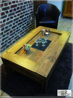 Brainstorm: Recycled Pallet Ideas