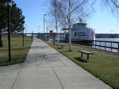 Bay City, MI : Bay City MI Riverwalk photo, picture, image (Michigan ...