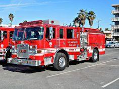 Los Angeles FD, Engine 63
