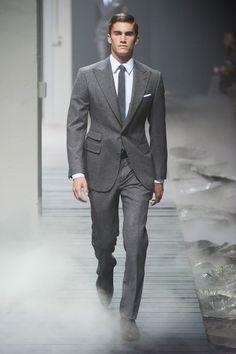 Men's suit   F/W 13-14 Milan Corneliani   Tomas Guarracino