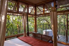to experience a tree house go to the machan in lonavala