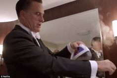 Mitt Romney shown calling Obama to concede in trailer for new documentary | Mail Online