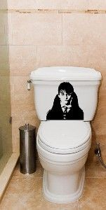 Bahahaha! Moaning Myrtle! @Whitney Bailey and @Lesley Weaverling don't you think we need this??