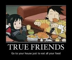 It's funny, because it sounds like Natsu and Happy, and Ling and Natsu share the same voice actor.