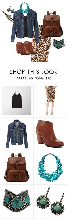 """""""Santa Fe Days"""" by pamelaflores-1 on Polyvore featuring Abercrombie & Fitch, Thalia Sodi, LE3NO, Michael Antonio, TravelSmith and BillyTheTree"""