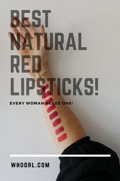 Every woman needs a red lipstick, or twenty. In my makeup drawer, I have more than one. They