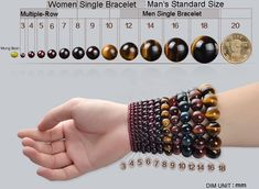 Image result for 10 mm bead size