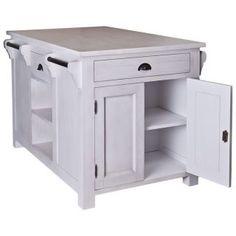 Kücheninsel im romantischen Landhauslook, Einrichtung im Landhausstil, Cottage Kitchen, Farmhouse Style, Einrichten, Wohnen