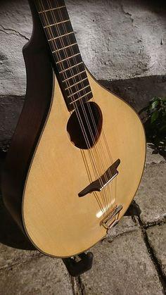 Lofthouse archtop octave mandolin mandola