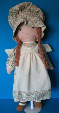 I had Heather Hobbie (my name is Heather) and my sister, Holly had Holly Hobbie