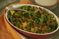 1, 2, 3 Cheddar Broccoli Casserole Recipe | http://aol.it/11oIUkJ