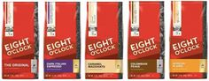 Eight O'Clock Ground Coffee Deal : $2.49 at Stop & Shop, Giant & Martin - https://couponsdowork.com/2017/coupon-deals/eight-oclock-ground-coffee-deal-2-49-at-stop-shop-giant-martin/