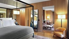 Book Bulgari Hotel Milano in Brera for best available rates at UrbanBooker, the verified luxury hotel collection. Bulgari Hotel Milan, Bvlgari Hotel, Milan Hotel, Hotel Milano, Country Shelves, Design Hotel, White Walls, Teak, Interior Design