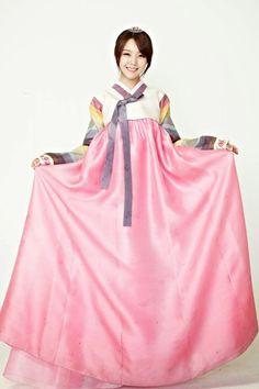 Minah - Hanbok   Beautiful Korean Artists
