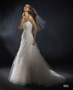 Couture Designer Gown