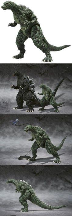 Godzilla 747: Godzilla Vs Destoroyah S.H.Monsterarts Godzilla Junior -> BUY IT NOW ONLY: $141.36 on eBay!