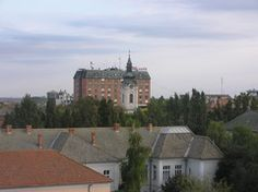 Nagykikindai panoráma Hungary, Louvre, Mansions, House Styles, Building, Home Decor, Decoration Home, Manor Houses, Room Decor