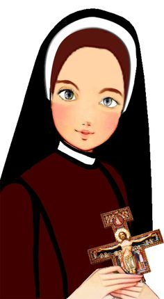 Santa Teresa, Jesus Pictures, Santa Clara, Fangirl, Mona Lisa, Disney Characters, Fictional Characters, Aurora Sleeping Beauty, Clip Art