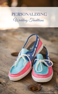 Tuesday Tidbits | Personalizing Wedding Traditions, Part One on Tidewater & Tulle