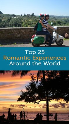 Top Romantic Experience Around the World, from our 2014 Viator Travel Awards: http://travelblog.viator.com/top-romantic-experiences-around-the-world/