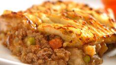 Tenemos la mejor receta para esta temporada: Cottage Pie #receta #comidainglesa