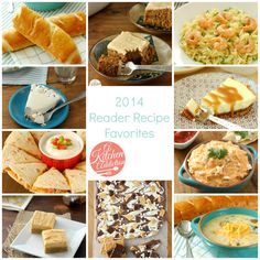 A Kitchen Addiction Reader Recipe Favorites