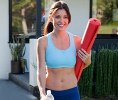 7 Yoga Poses for Flat Abs