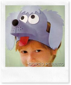 cane di gomma eva - cane di gomma eva The Effective Pictures We Offer You About salute wacoal A quality picture can te - Crazy Hat Day, Crazy Hats, Diy For Kids, Crafts For Kids, Nativity Costumes, Funny Hats, Hat Crafts, Animal Hats, Halloween Kostüm