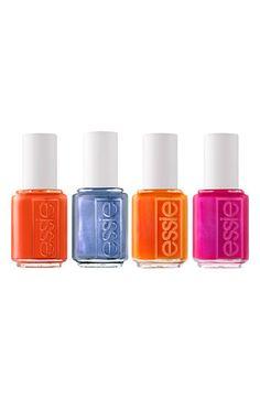 Yo lo necesito. Essie 'Summer 2011 Collection' Mini 4-Pack #Nordstrom