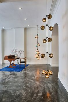 Choices for Industrial Home Lighting – Industrial Decor Magazine Industrial Light Fixtures, Industrial Lighting, Industrial House, Cool Lighting, Lighting Design, Modern Lighting, Lighting Stores, Lighting Showroom, Industrial Interiors