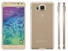 BUY NOW Samsung Galaxy Alpha G850a 32GB (AT&T Unlocked) GSM 4G LTE Quad-Core Smartphone (Gold) The Galaxy Alpha offers unparalleled elegance and