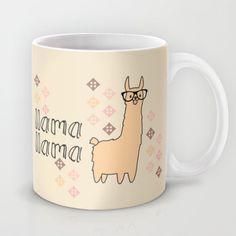 llama llama Mug by Studio VII - $15.00