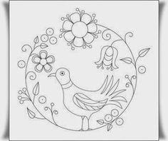 Kuş Boyama Resimleri 3