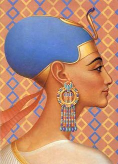 Ancient Egypt Art, Old Egypt, Ancient Aliens, Egyptian Goddess, Egyptian Art, Egyptian Movies, Egyptian Fashion, The Bible Movie, Queen Nefertiti
