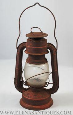 Old Kerosene Lanterns   Old Oil Lamp SUN