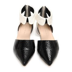 Pippa Pointed Toe Flat