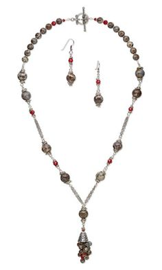 Jewelry Design Ideas latest christmas jewelry design ideas for 2016 I Like The Irregular Wrapping Around The Beads And Using The Cone As A Pendant I Cant Wait To Try This Look With A Different Color Scheme Jewelry Design