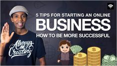 How To Start an Online Business: 5 Tips to Be More Successful Starting an online business is challenging and making money online isn't as easy as people think. Here are 5 things you need to do if you're going to be successful online.  Make More Money Online By Automating Task Automating task is one of the best ways you can buy back your time and focus on revenue generating activities.  How to Focus and Prioritize Revenue Generating Activities By auditing yourself and how you make money…