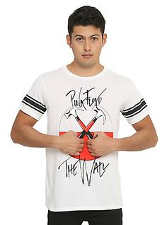 Pink Floyd The Wall Athletic T-Shirt,