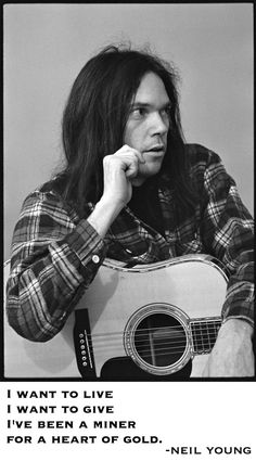 Heart of Gold by Neil Young