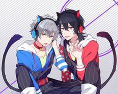 Manga Cute, Cute Anime Pics, Cute Anime Boy, Anime Art Girl, Anime Love, Akatsuki, Star Character, Hot Anime Guys, Ensemble Stars