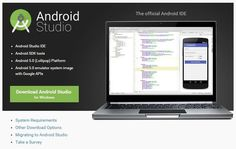 How to create Apps using Android Studio Software Android, Best Android, Android Apps, Android Technology, Technology News, Windows Xp, Windows System, Android Development Tutorial, Operating System