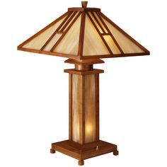 Amazing Craftsman Style Table Lamp Plans   Google Search