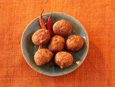 Accras de morue aux pommes de terreVoir la recette des Accras de morue aux pommes de terre
