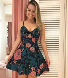 Fashion Dresses Indian Outfit For 2019 Cute Short Dresses, Trendy Dresses, Sexy Dresses, Beautiful Dresses, Dress Outfits, Casual Dresses, Fashion Dresses, Summer Dresses, Formal Dresses